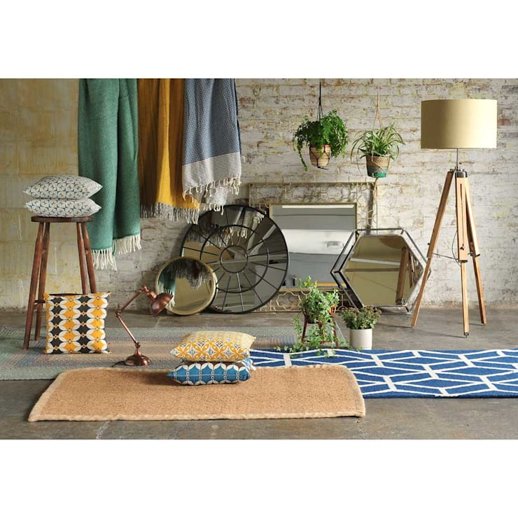 Selection of Cotswold Accessories:  Living room by The Cotswold Company