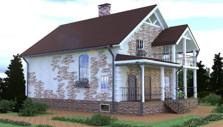classic Houses by Садовникова Наталья Евгеньевна