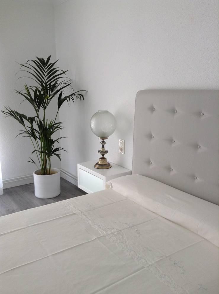 Decoración: Dormitorios de estilo  de Dulce Albarracin