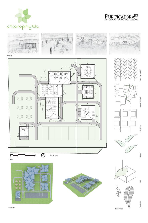 Chlorophyllic - Proyecto y concepto:  de estilo  por VIVAinteriores