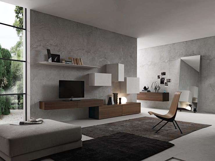 InclinART by Presotto Industrie Mobili spa | homify