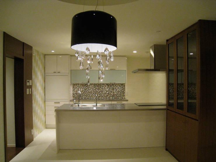 R project: G*FRAME design co.,ltd.が手掛けたキッチンです。