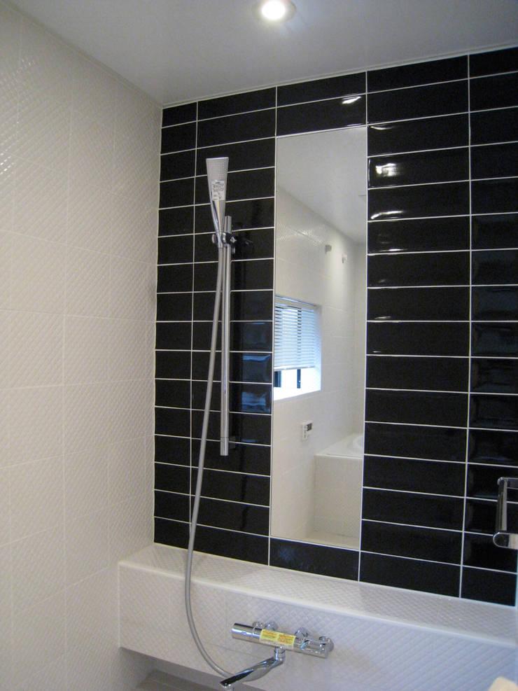 R project: G*FRAME design co.,ltd.が手掛けた浴室です。