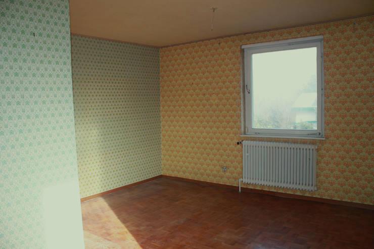 VORHER Zimmer:   von mangold[architektur]