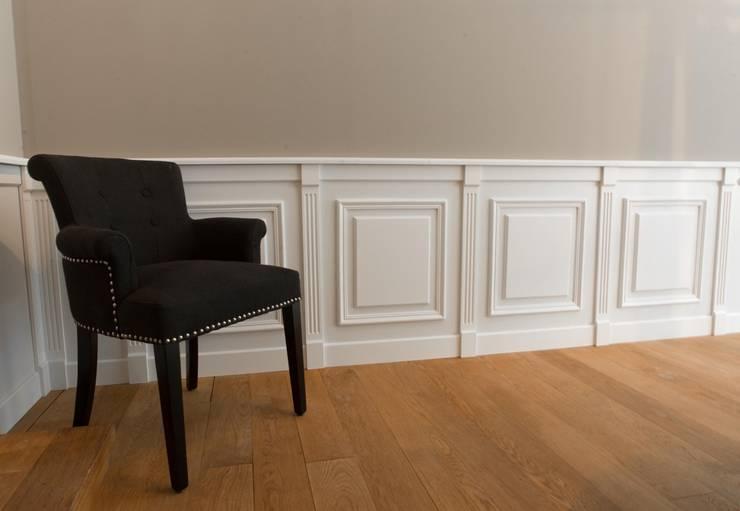 Boiserie Moderne Bagno : Boiserie in legno idee e ispirazioni per decorare la casa