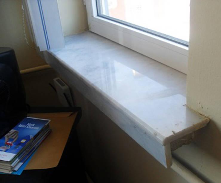Star Mermer Granit – Denizlik:  tarz Pencere, Modern