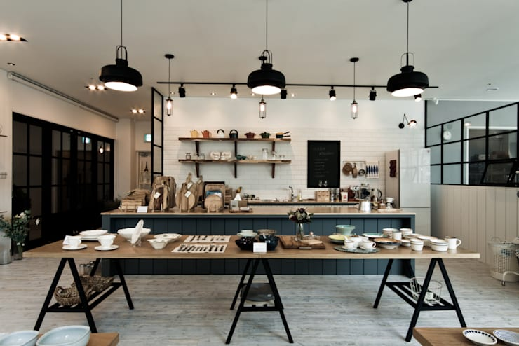 하루키친: 디자인투플라이의  주방