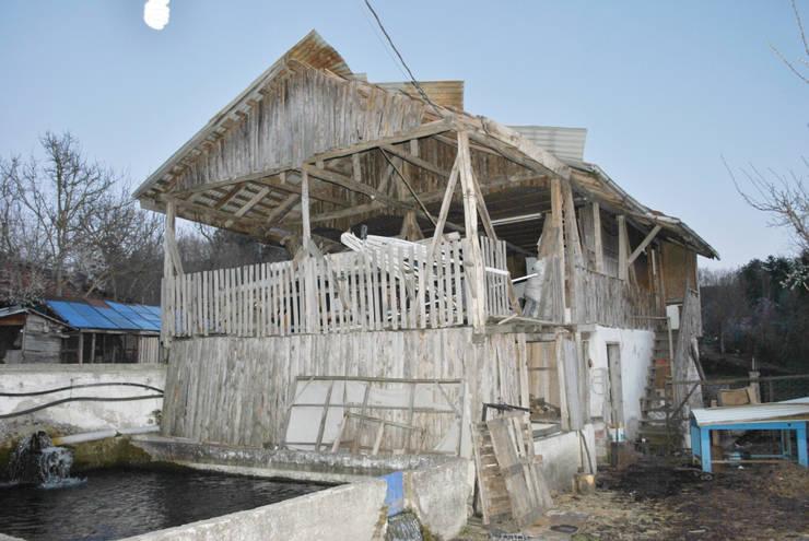 Point Dizayn – Keles canlı alabalık tesisi:  tarz