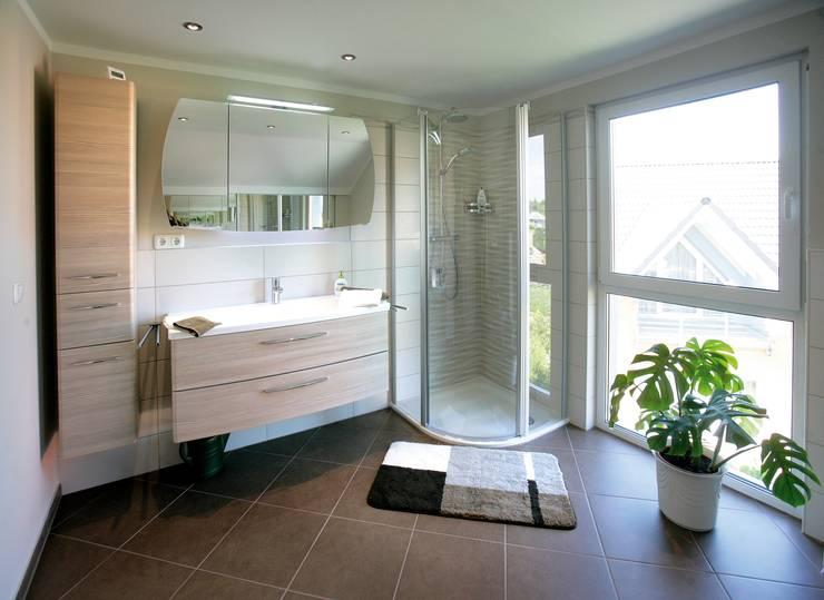 浴室 by Fertighaus Servicebüro Schwarz