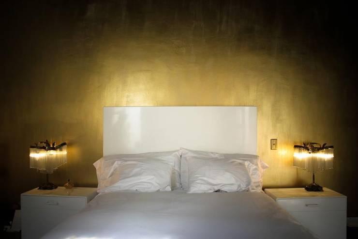 I.K. House Mexico City Dormitorios modernos de Elías Arquitectura Moderno