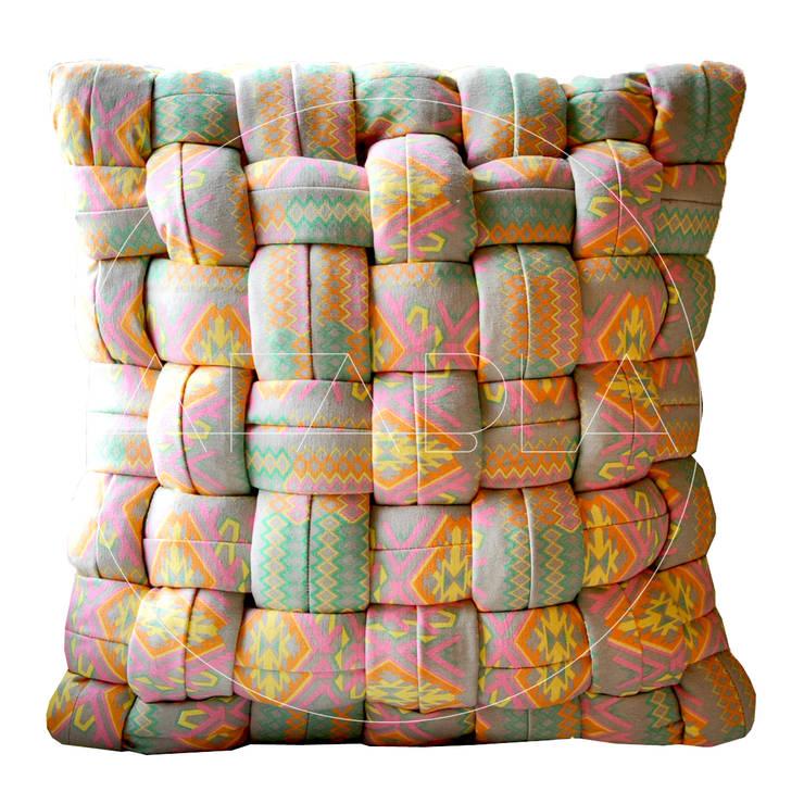 AZTEC pillow: styl , w kategorii  zaprojektowany przez AFABLA,Azjatycki