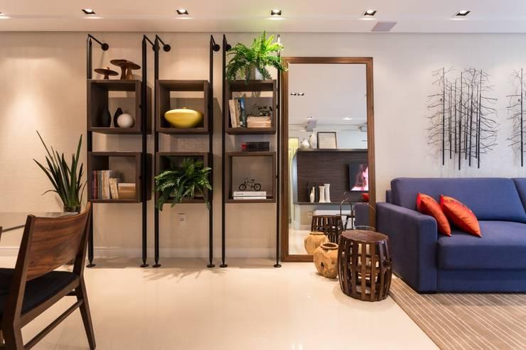 ArchDesign STUDIO: eklektik tarz tarz Oturma Odası