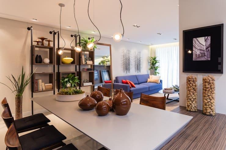 Living room by ArchDesign STUDIO