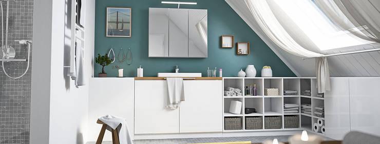 Badezimmermöbel nach Maß:  Badezimmer von deinSchrank.de GmbH