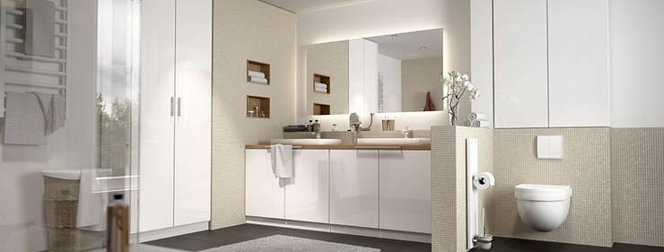 Badezimmermöbel nach Maß von deinSchrank.de GmbH   homify
