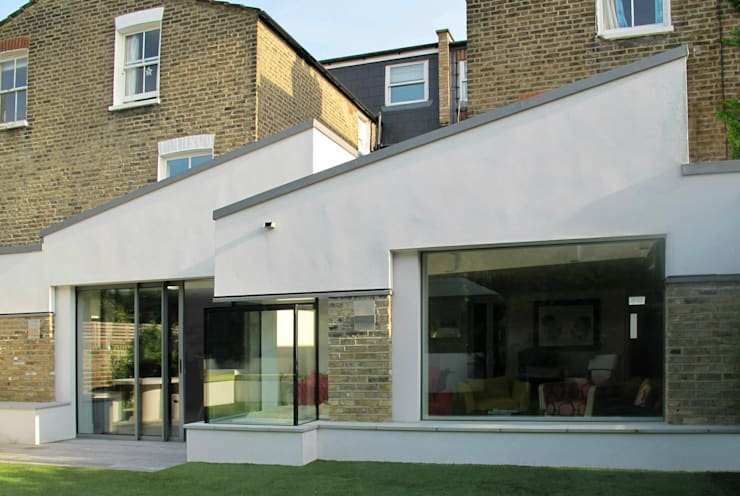 Gowan Avenue: modern Houses by Simon Gill Architects