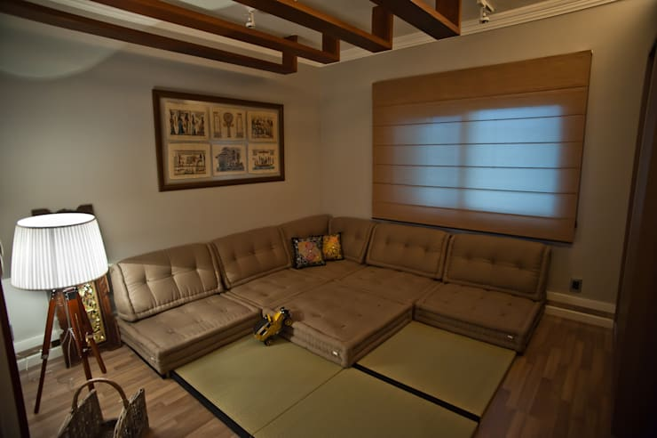 Paulinho Peres Group:  tarz Oturma Odası