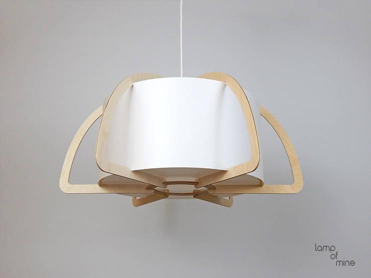 Estudio de estilo  por lamp of mine