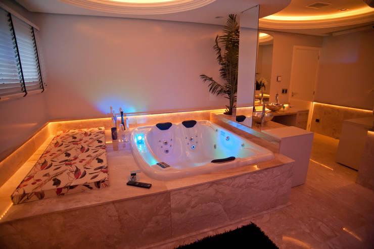 moderne Badezimmer von Paulinho Peres Group