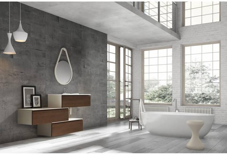 Casa de banho  por MUEBLES OYAGA