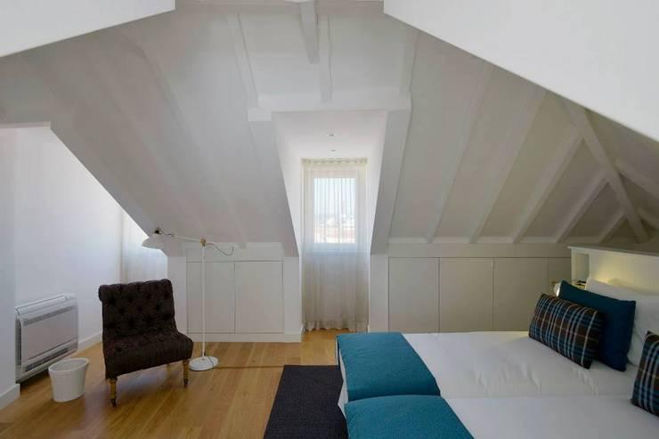 Casa para alugar: Quartos  por Gavetão- Decoração de Interiores