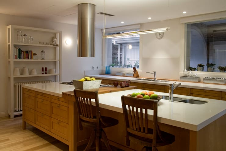 Cocinas de estilo  por Paula Herrero | Arquitectura