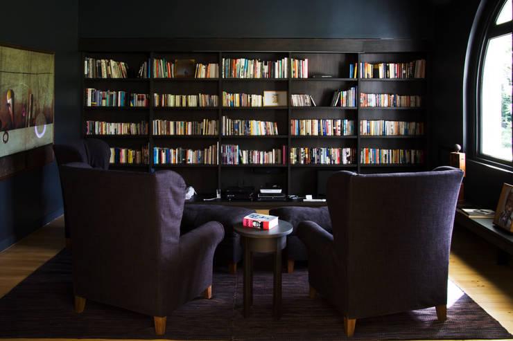Living room by Paula Herrero | Arquitectura