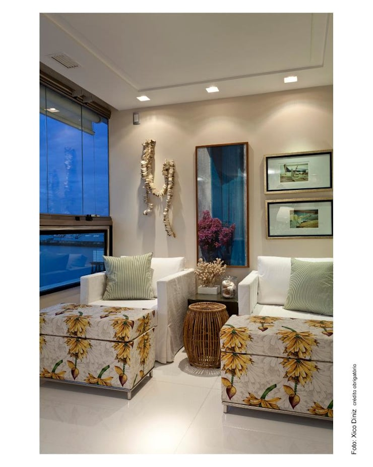 tropical  by MA Interior Design, Tropical