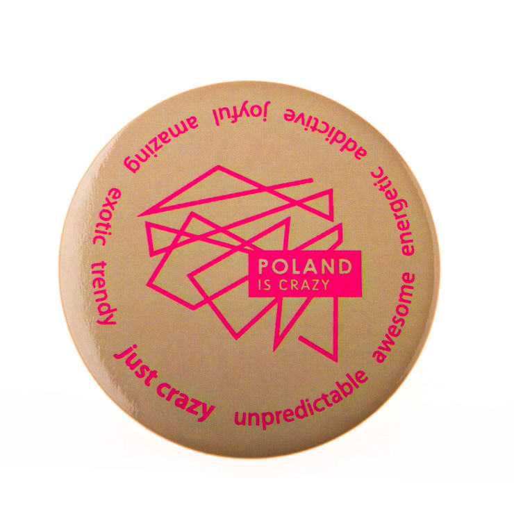 Poland Is Crazy 0101 basic: styl , w kategorii Gospodarstwo domowe zaprojektowany przez POLAND IS CRAZY,