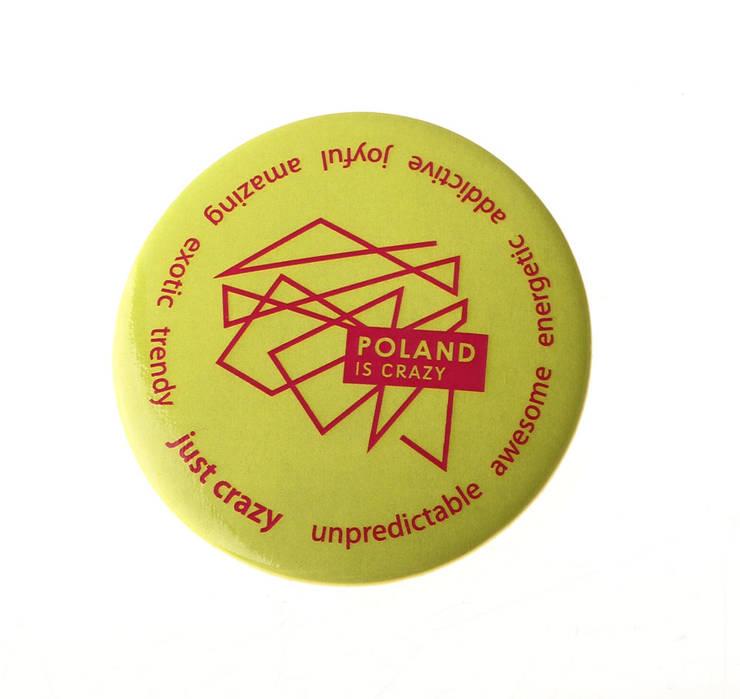 Poland Is Crazy 0102 basic: styl , w kategorii Gospodarstwo domowe zaprojektowany przez POLAND IS CRAZY,