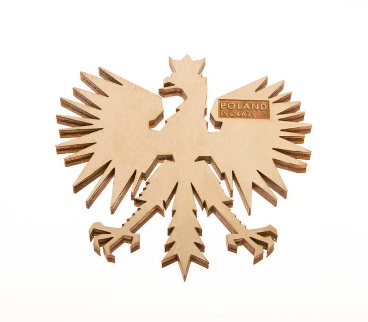 Poland Is Crazy 0301 orzeł: styl , w kategorii Gospodarstwo domowe zaprojektowany przez POLAND IS CRAZY,