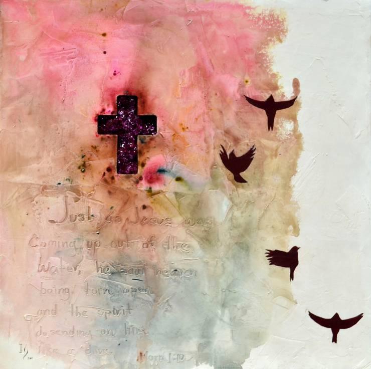 Obras Cristianas: Habitaciones infantiles de estilo  por Galeria Ivan Guaderrama