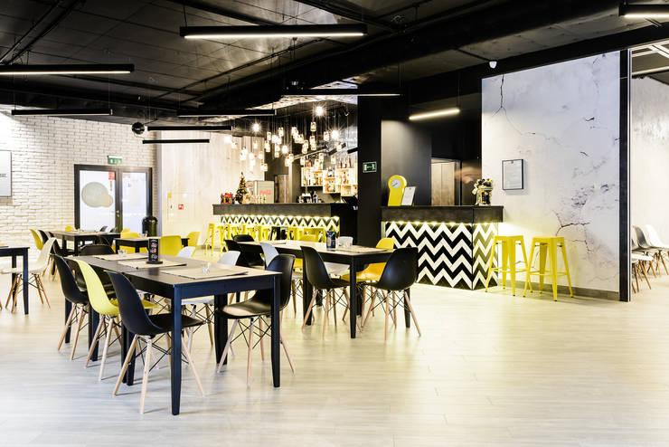 Bars & clubs industriels par Q2Design Industriel