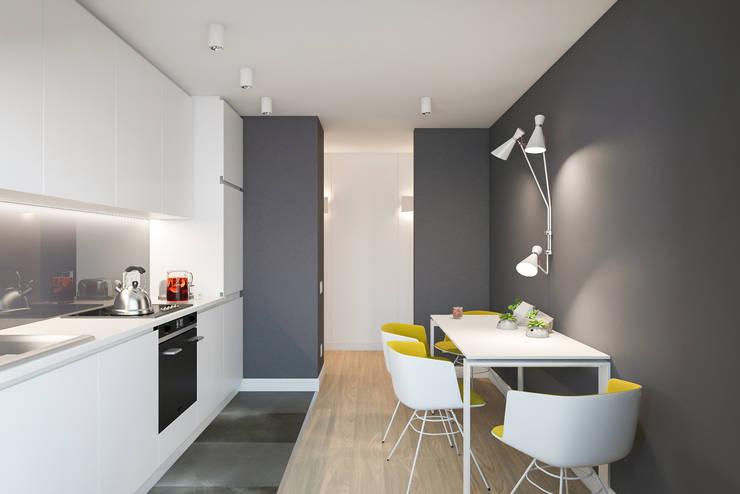 B. Apartments: Кухни в . Автор – Алена Булатая
