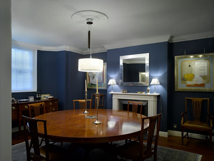 classic Dining room by Belsize Architects