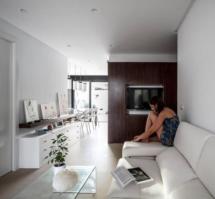 moderne Woonkamer door Selecta HOME
