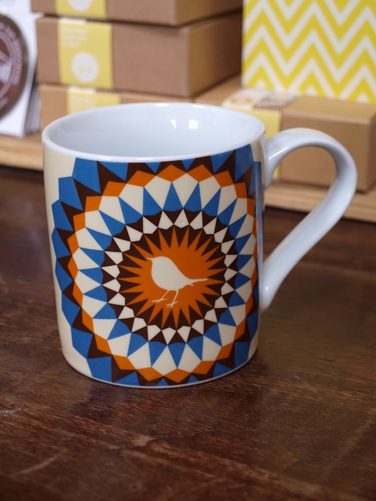 Robin Mug:  Household by Bright Stem