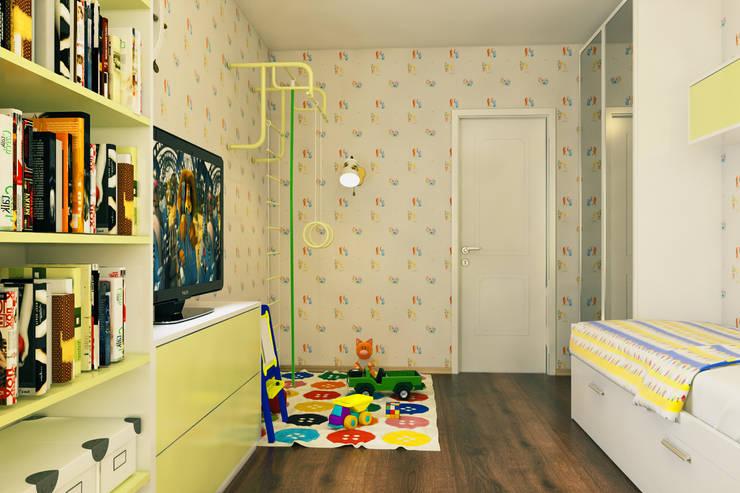 غرفة الاطفال تنفيذ  Pure Design