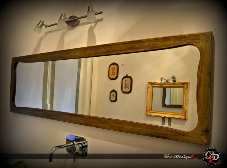 Baños de estilo  por decordesignr di Annalisa Calì