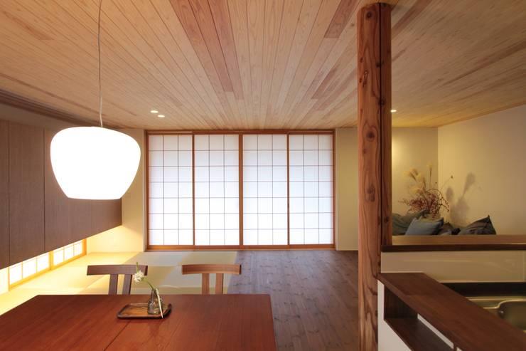Столовые комнаты в . Автор – haws建築設計事務所