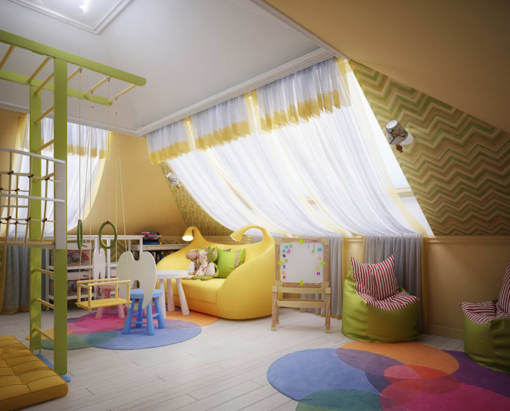 Nursery/kid's room by Инна Михайская