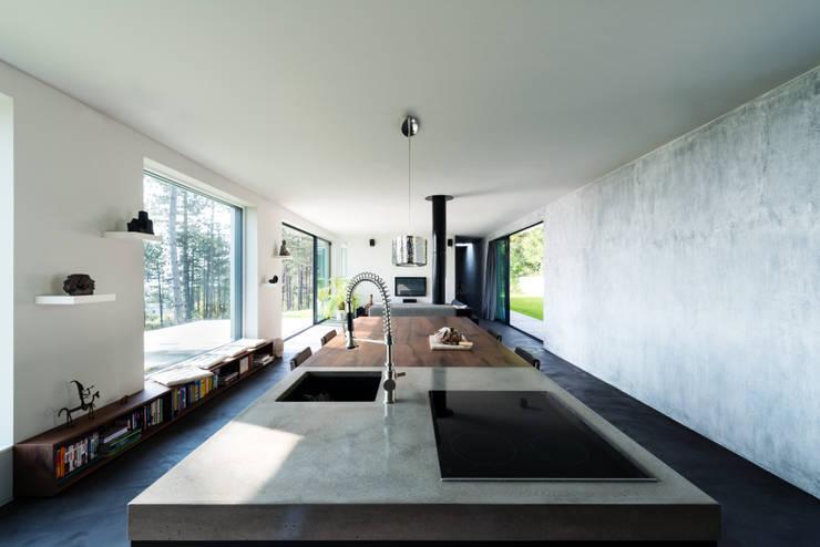 PLANET architectsが手掛けたキッチン