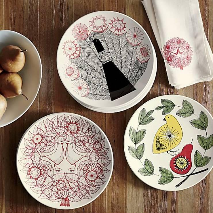 مطبخ تنفيذ Carly Dodsley Ceramics