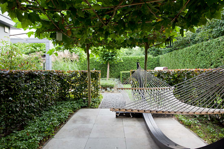 Garden by Hans Been Architecten BNA BV