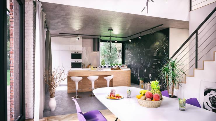 Kitchen by INDEA
