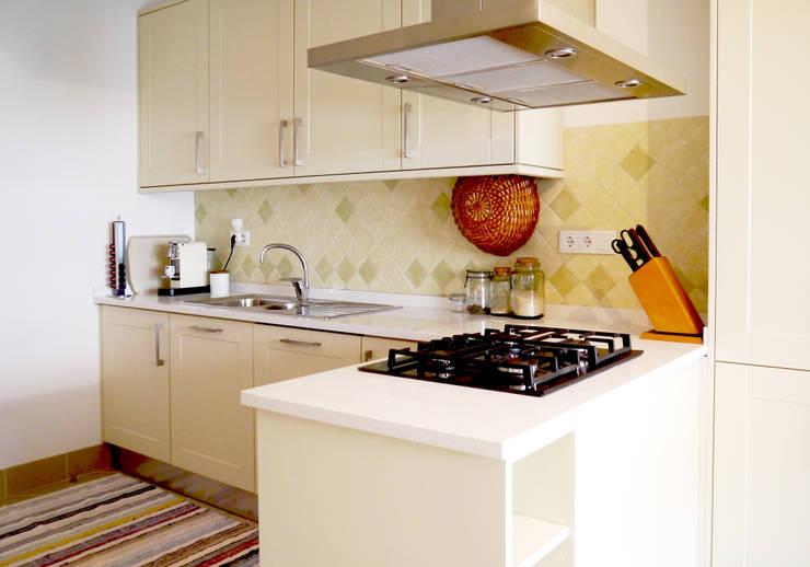 Vista geral.: Cozinhas campestres por PreConceito
