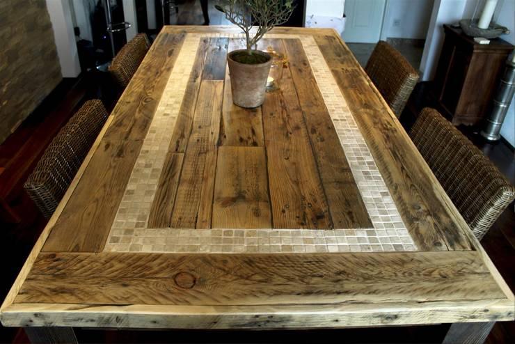Tisch:  Esszimmer von MANUFAKTUR '73