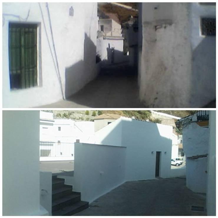 Casas de estilo moderno por Coronástudios