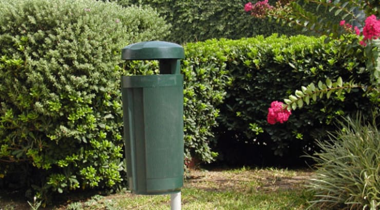 Botes ecológicos en Delegación Miguel Hidalgo: Jardines de estilo  por Nacional de Bancas