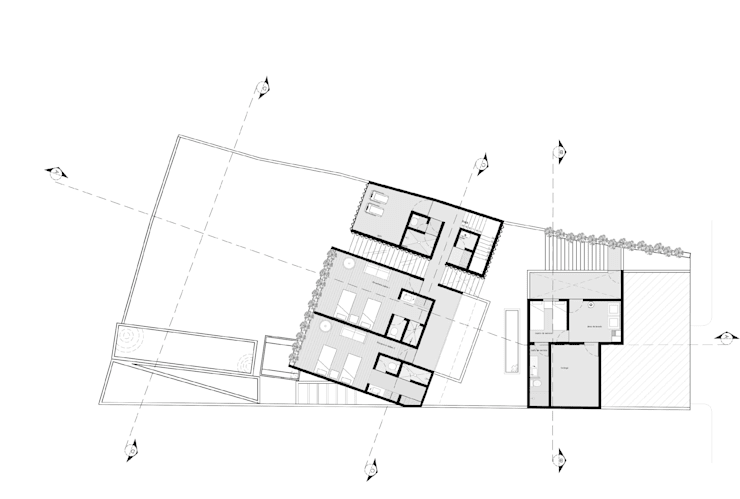 Houses by Colectivo IA02